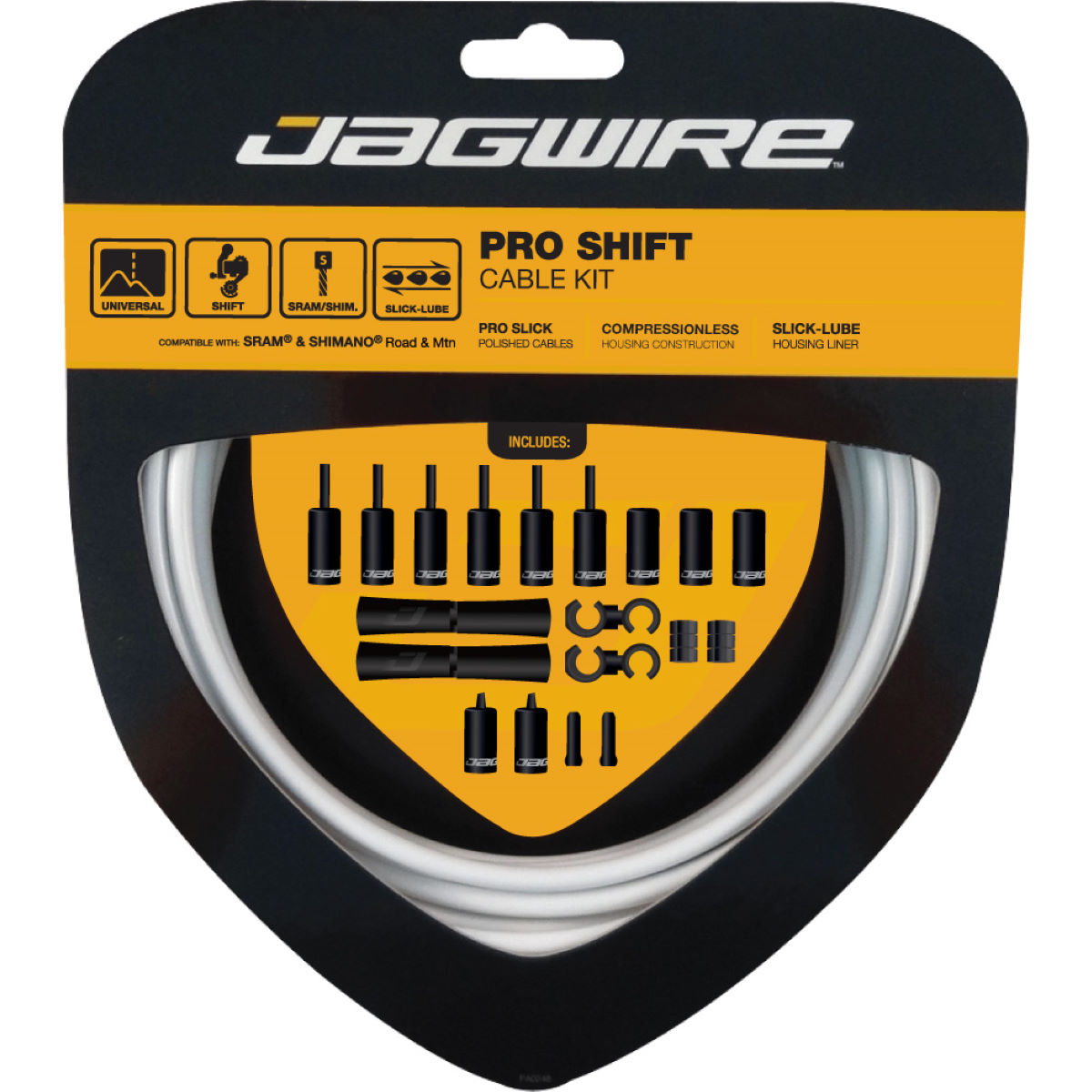 Jagwire Pro Gear Kit - Cables de cambio