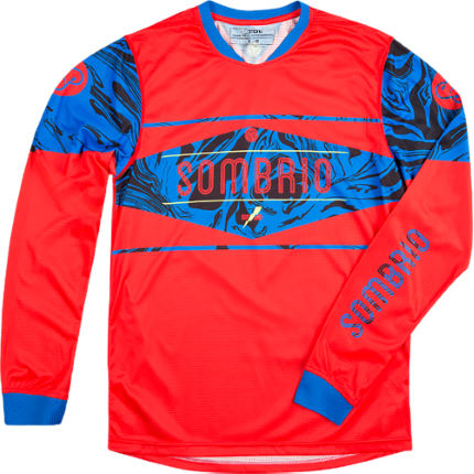 Sombrio Duster Jersey (2017)