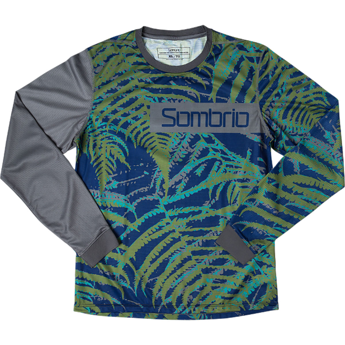 Sombrio Grappler Race Jersey (2016) - Maillots