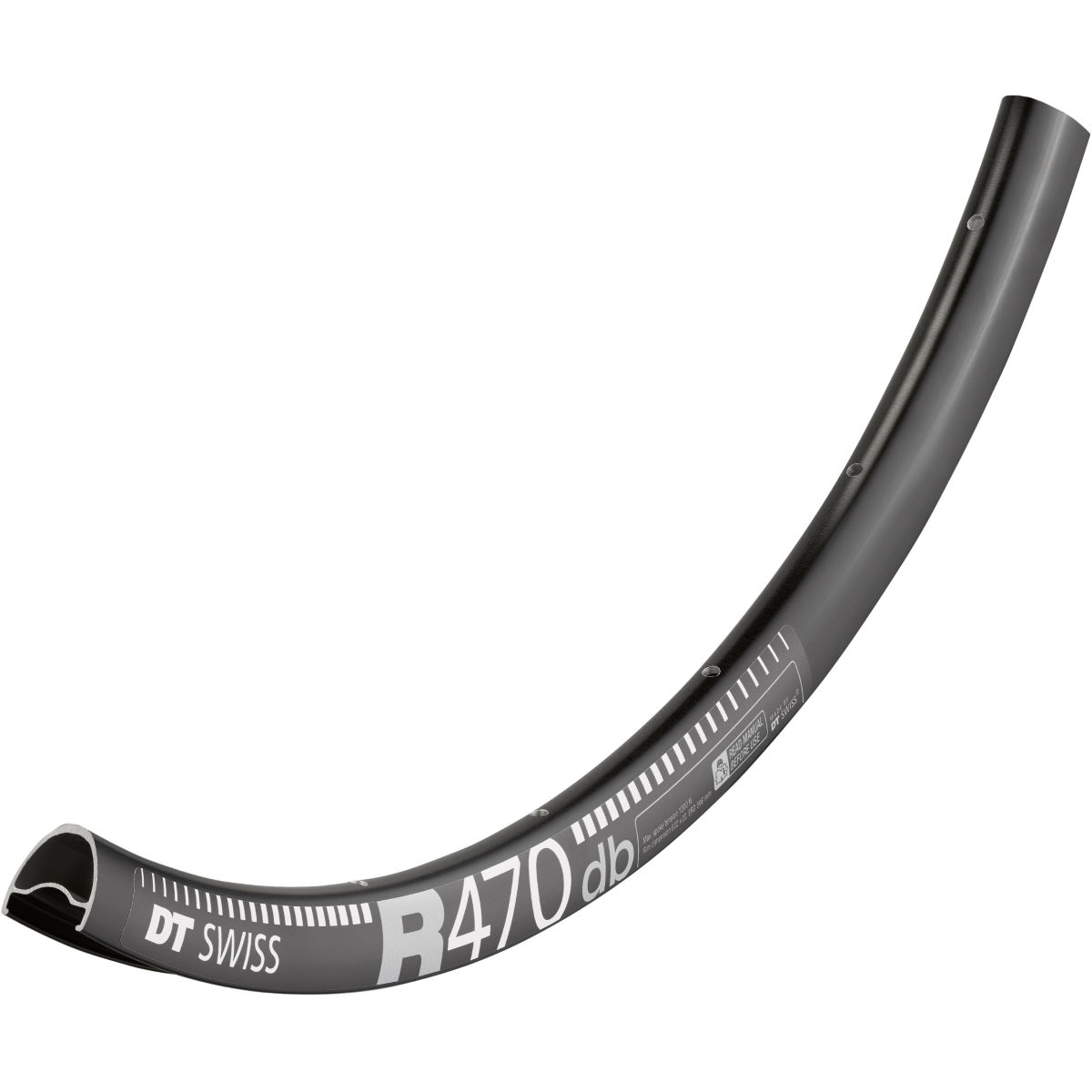 DT Swiss R 470 Disc Brake 20mm Road Rim - Llantas