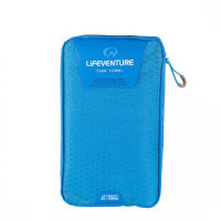 Lifeventure SoftFibre Advance Trek Towel - Giant (Blue)