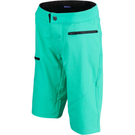 Troy Lee Designs Women's Ruckus MTB Shorts Green M