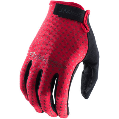 Troy Lee Designs Youth Sprint Gloves - Guantes Rojo XL