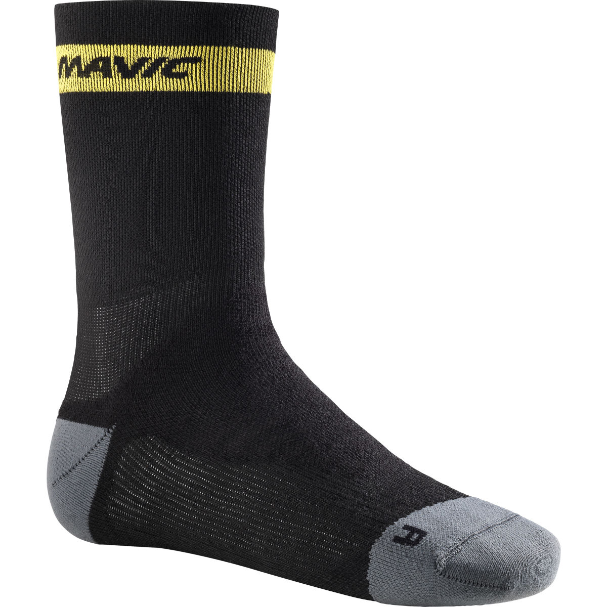 Chaussettes Mavic Ksyrium Elite Thermo - 35-38 Black/Dark Cloud