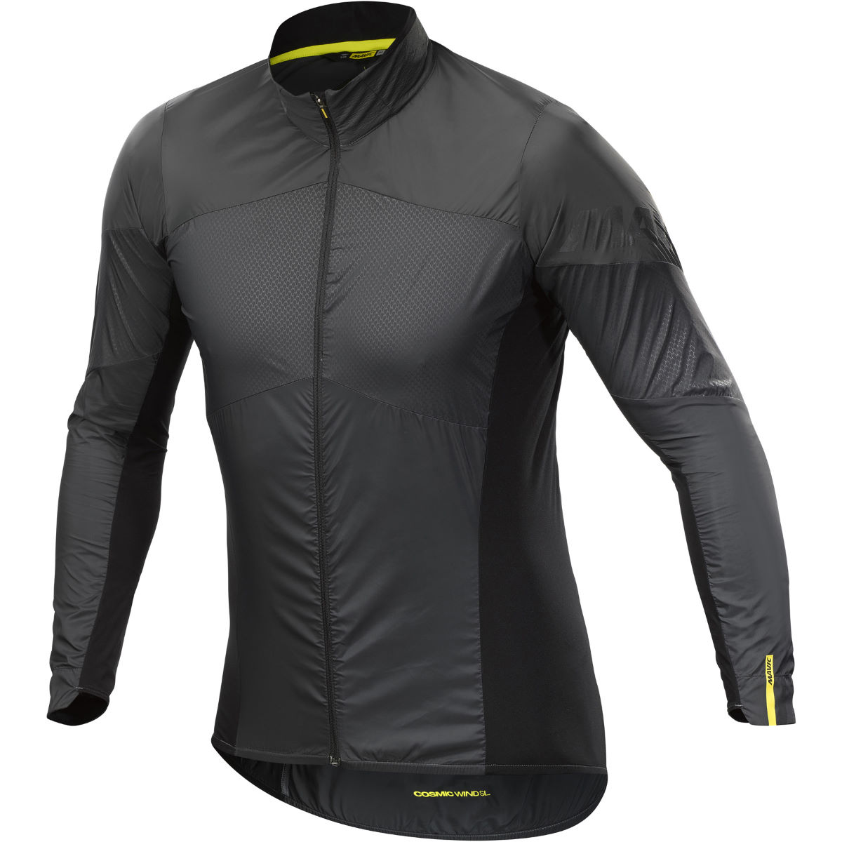 Veste Mavic Cosmic Wind SL - S Black/Pirate Black Vestes