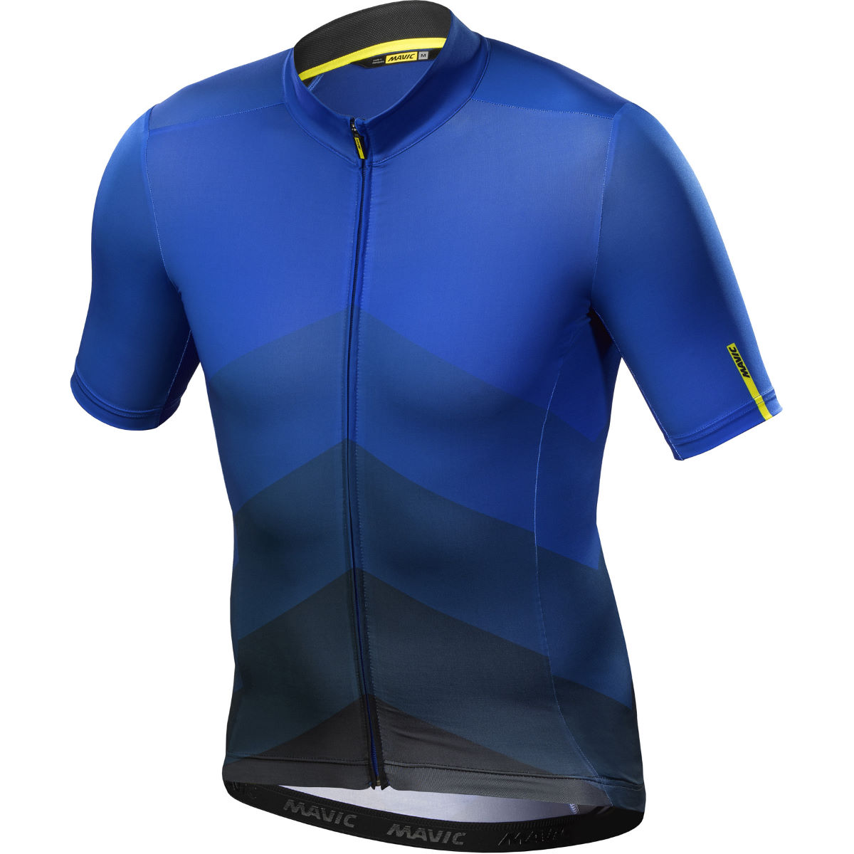Maillot Mavic Cosmic Gradient - XL Prince Blue