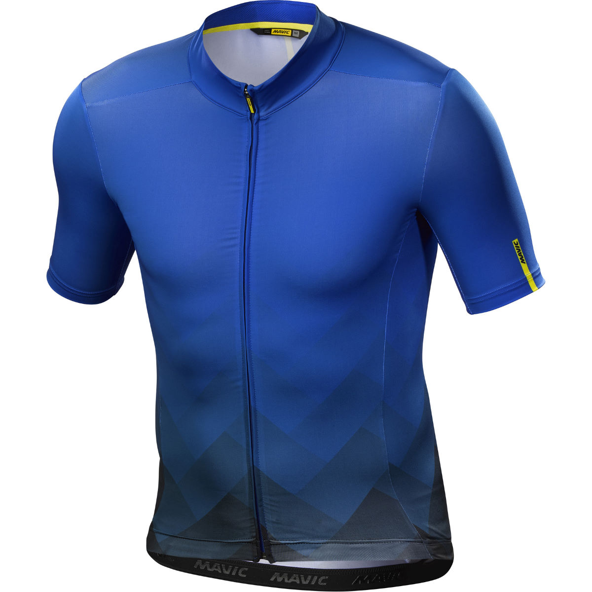 Maillot Mavic Cosmic Graphic - S Prince Blue