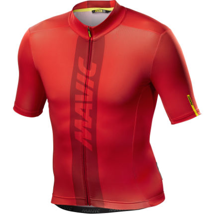 Mavic Cosmic Jersey  Red S