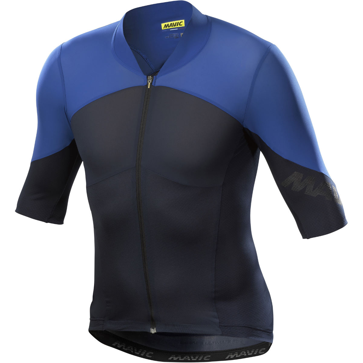 Maillot Mavic Cosmic Ultimate SL - 2XL Total Eclipse/True B