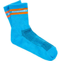 Sombrio Superchamps Socks (2016) Blue L/XL