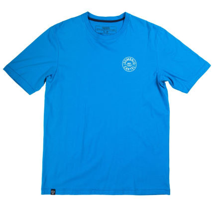 Sombrio Badge Tee (2016) Blue XS
