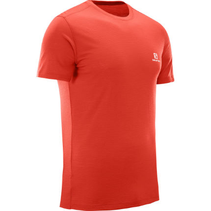 Salomon X Wool Short Sleeve T-Shirt