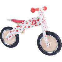picture of Kiddimoto Cherry Kurve Balance Bike