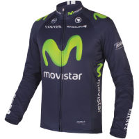 Endura Movistar Long Sleeve Jersey