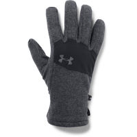 Under Armour Survivor Fleece Glove 2.0 Black/Gray L