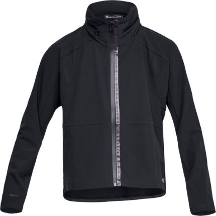 Under Armour Women's Unstoppable Woven Full Zip Jacket