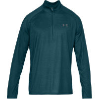 Under Armour Tech sportshirt (korte rits, lange mouwen)