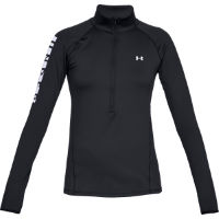 Under Armour Womens ColdGear Armour Graphic 1/2 Zip Top