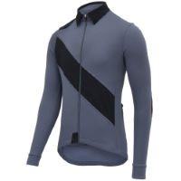 Isadore Tracksmith Long Sleeve Jersey Blue/Black XS