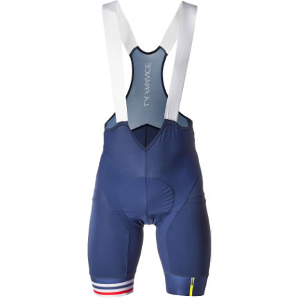 Mavic Cosmic La France Ltd Ed Bib Shorts
