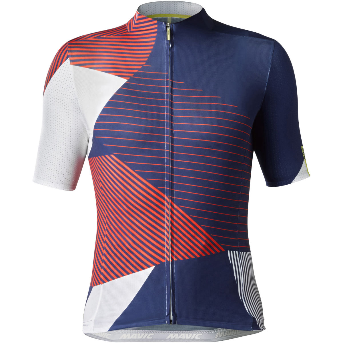 Maillot Mavic Cosmic Allure (édition limitée) - M Blue/White/Red