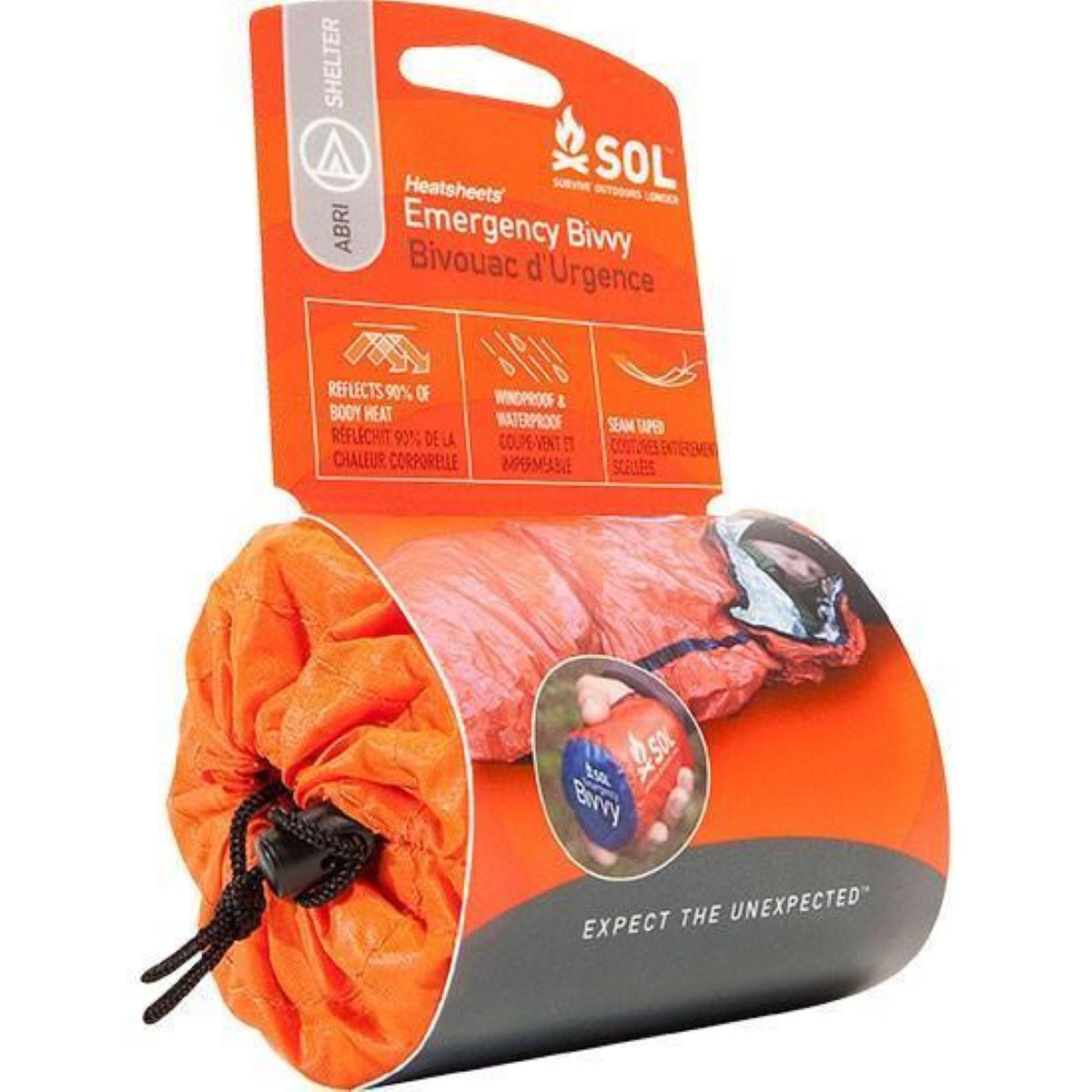 AMK Emergency Bivvy (2 Persons) - Refugios y parasoles
