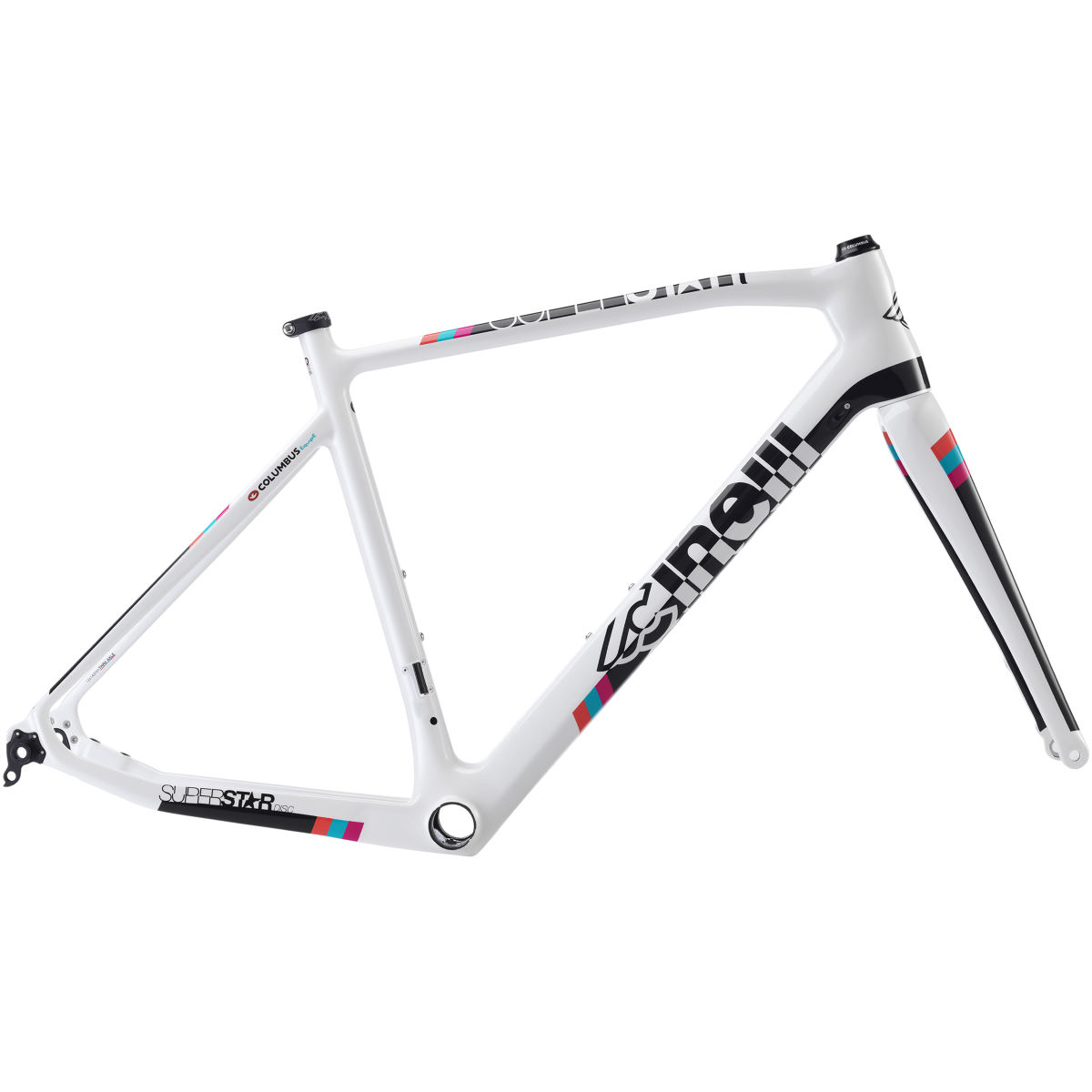 Cinelli Superstar Disc Frameset - Cuadros de carretera
