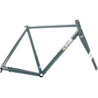 Cinelli Nemo Disc Frameset Grey L Stock Bike