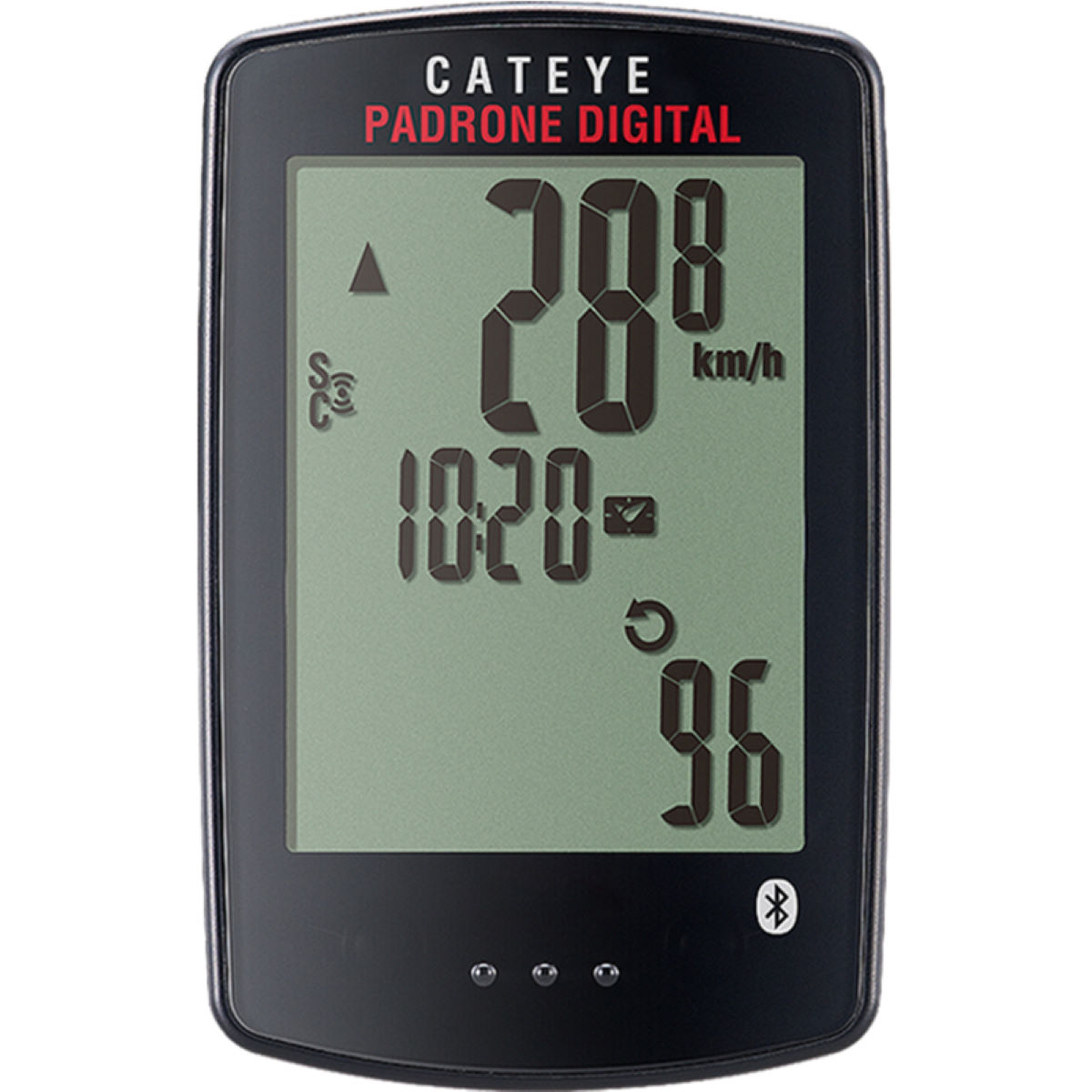 Cateye Padrone Digital Wireless Speed / Cadence - Ciclocomputadores