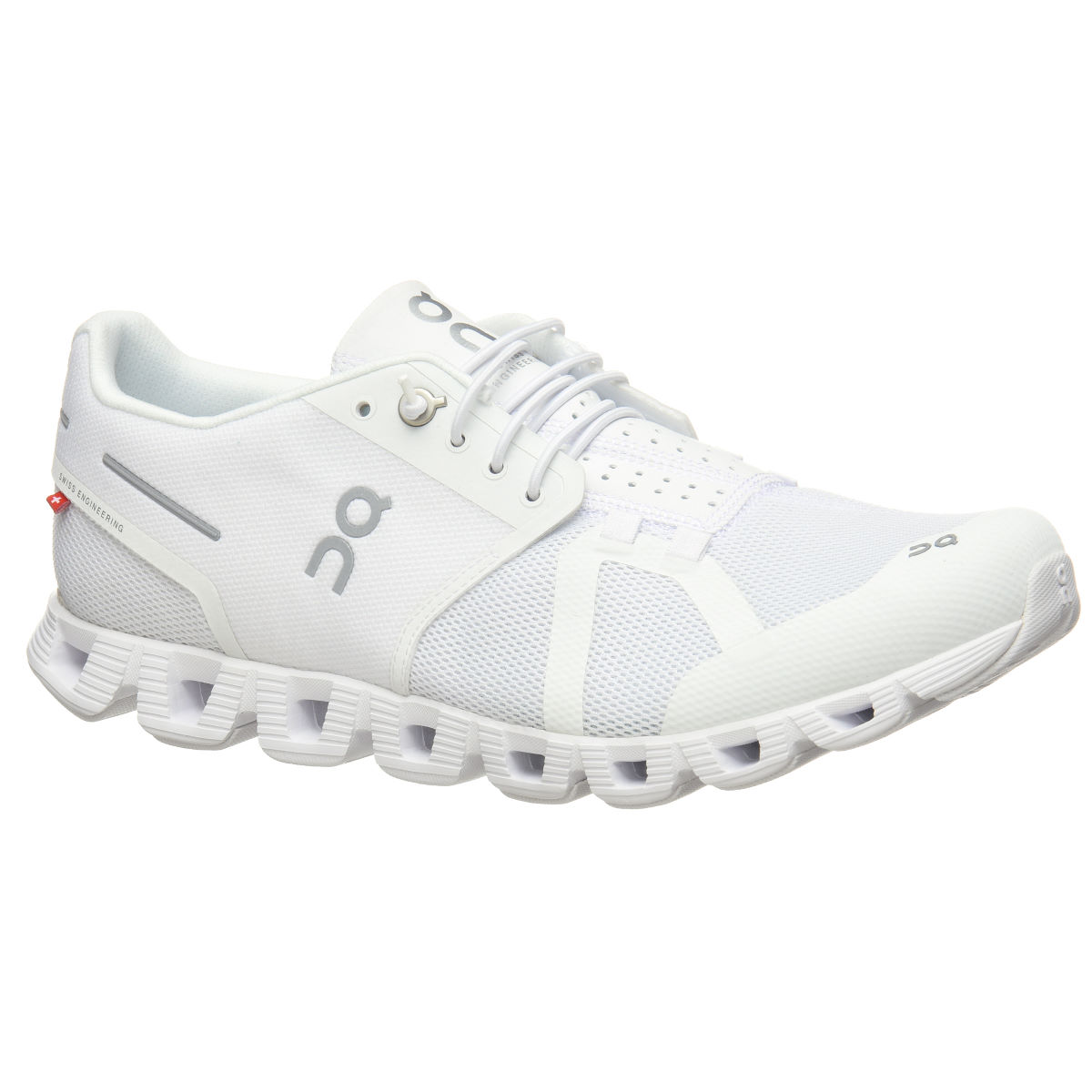 Chaussures Femme ON Running Cloud - 7.5 All White