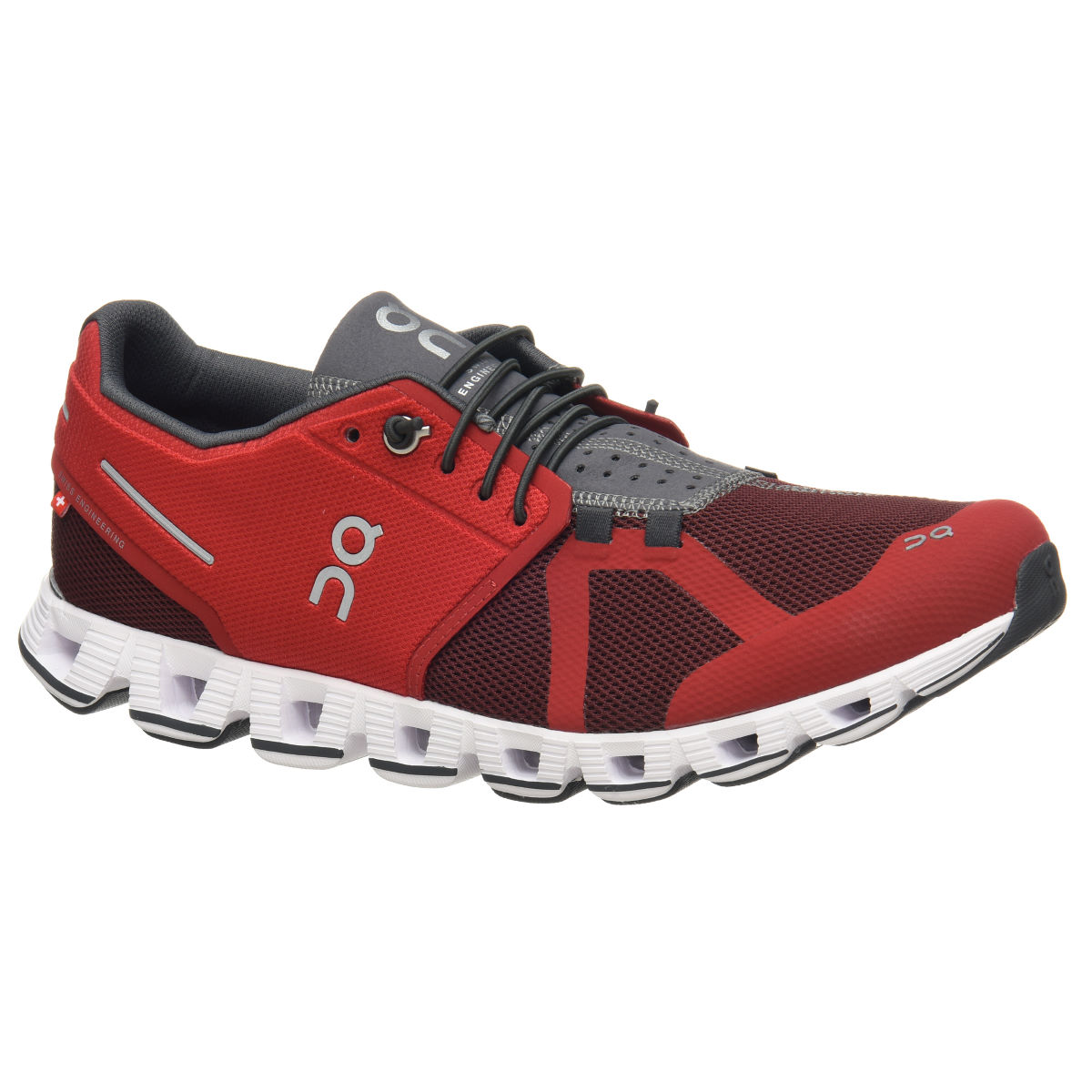 Chaussures ON Running Cloud - 10 Red/Ox