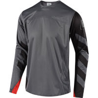 Troy Lee Designs Sprint Elite Jersey  Grey/Black L