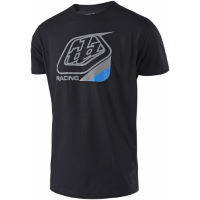 Troy Lee Designs Precision Tee Black/Blue L
