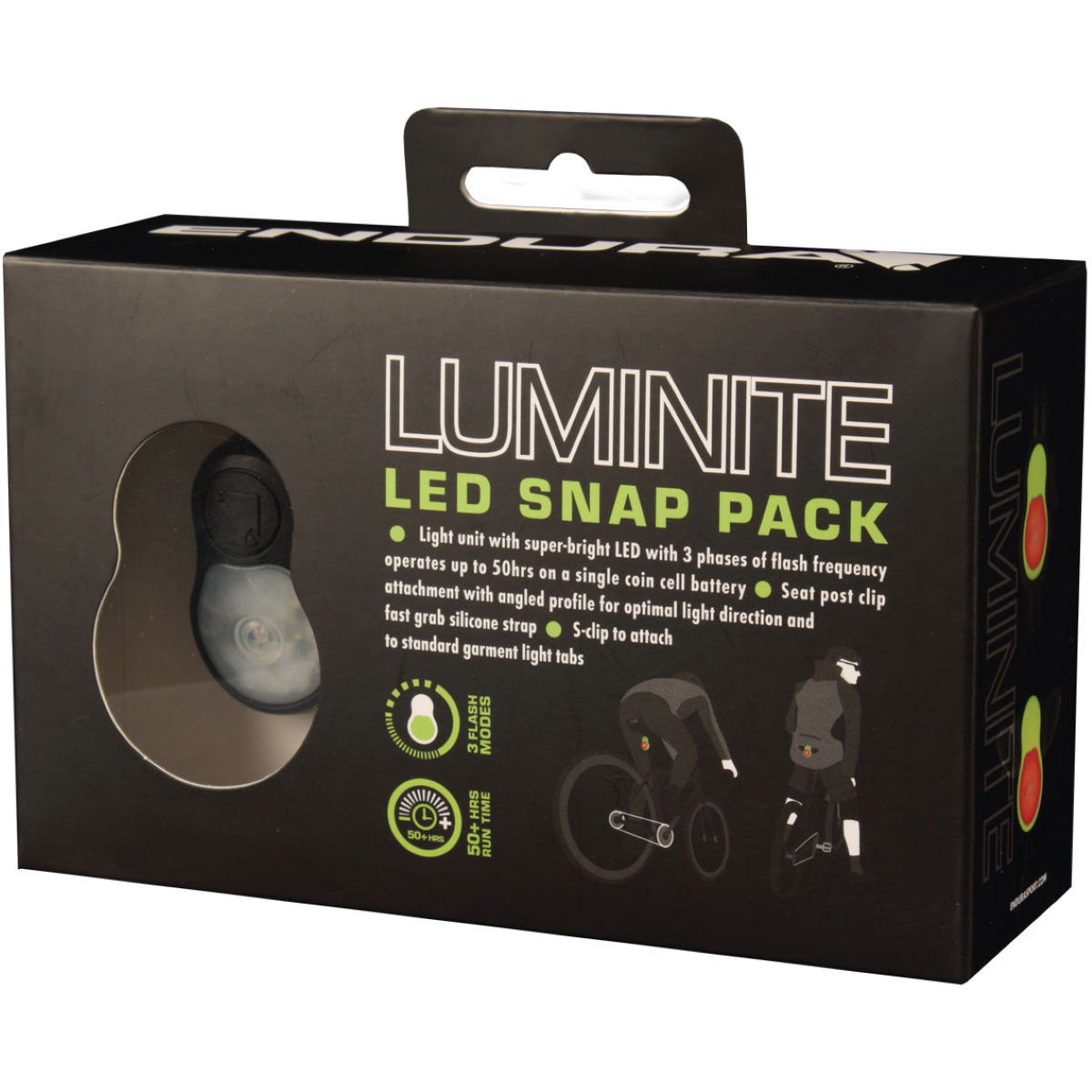 Endura Luminite LED Light Clip Pack - Luces de clip