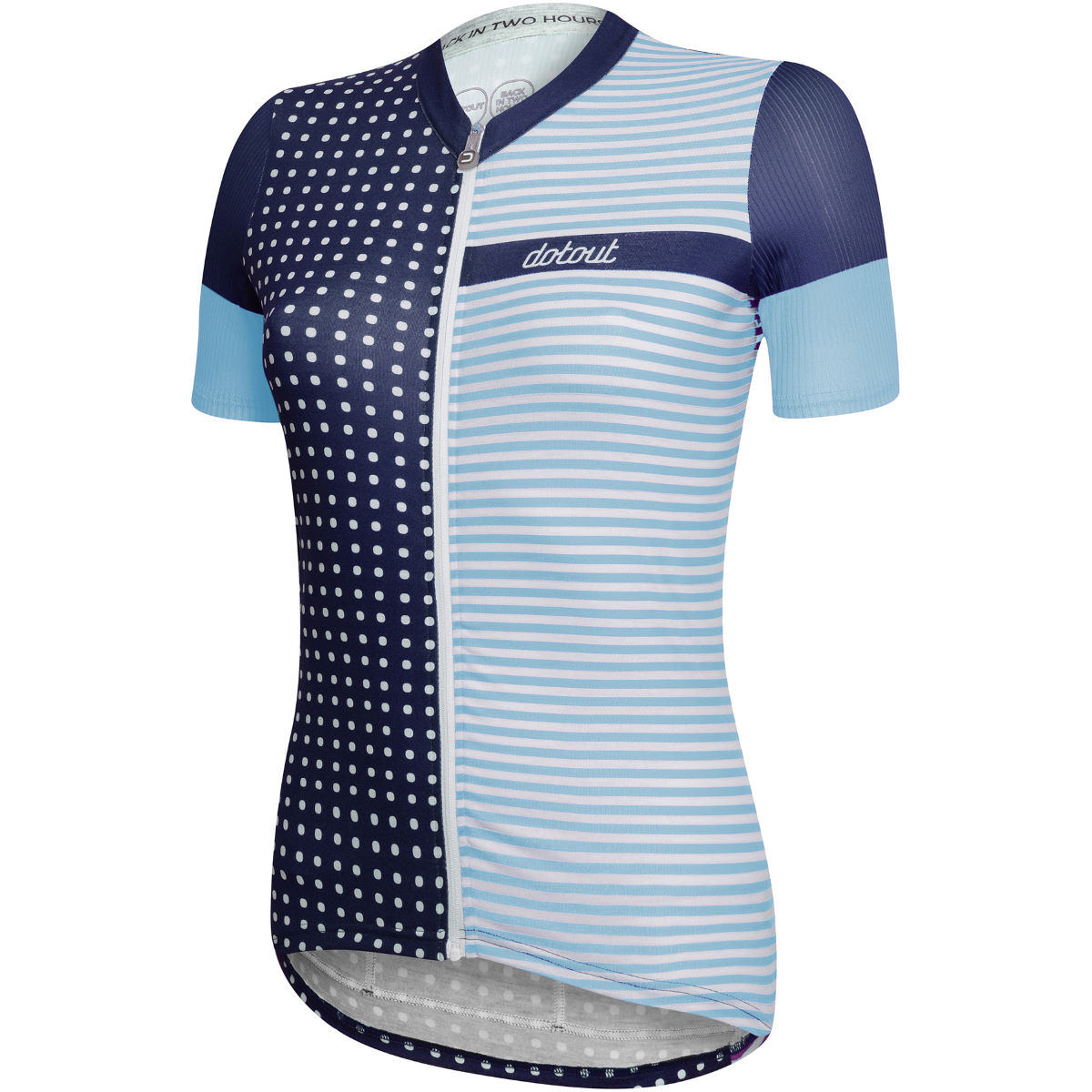 Dotout Women's Up Jersey - M Blue/Turquoise