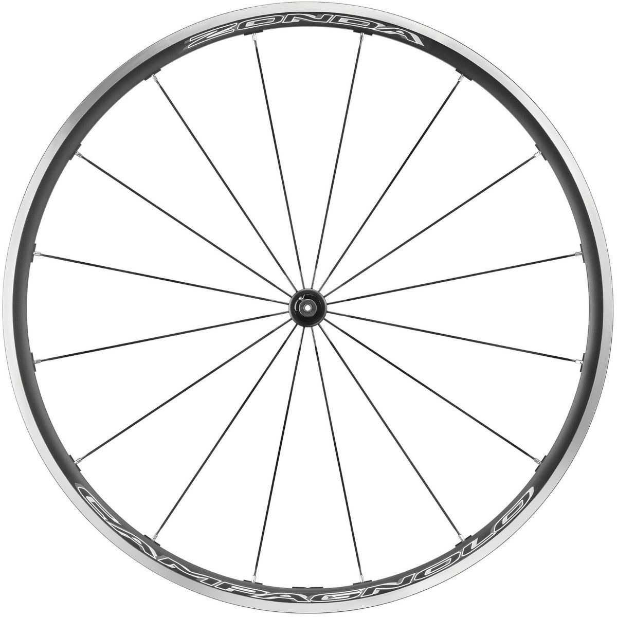 Campagnolo Zonda C17 Front Road Wheel   Performance Wheels