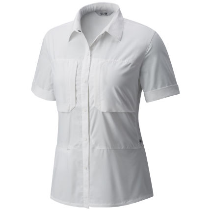 Mountain Hardwear Women's Canyon Pro™ Short Sleeve Shirt