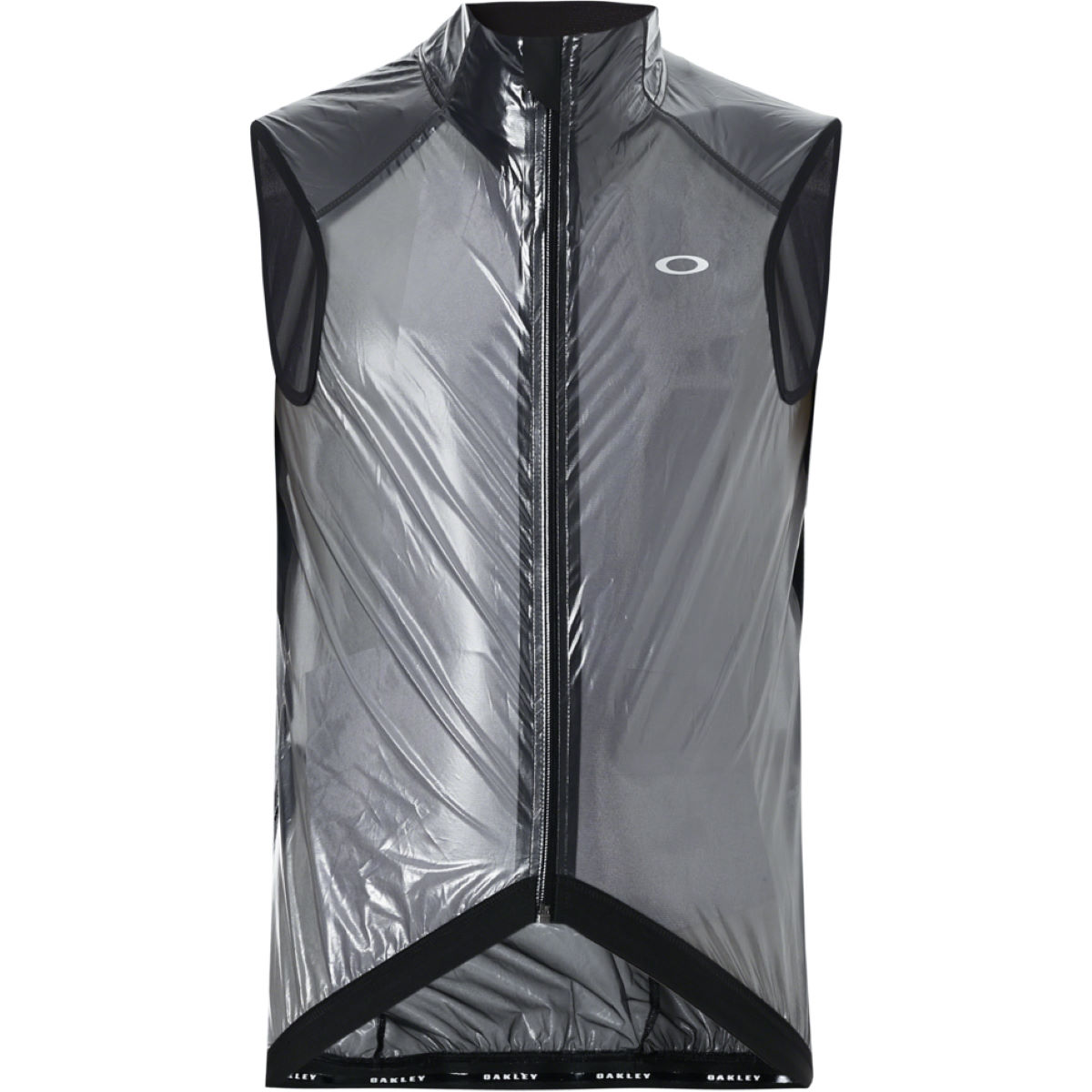 Oakley Jawbreaker Road Vest - XL Black Out | Cycling Gilets