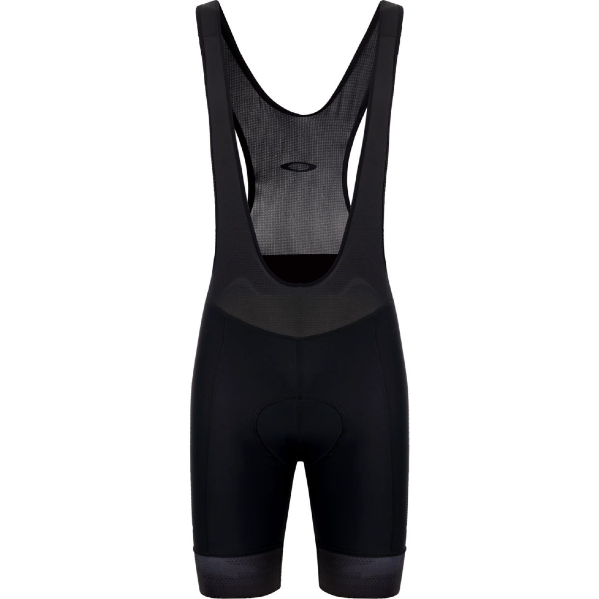 Oakley Jawbreaker Bib Shorts Grey L - XL Black Out