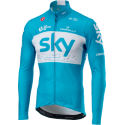 Castelli Team Sky Thermal Long Sleeve Jersey