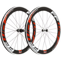Fast Forward Carbon F6R Clincher 60mm SP Wheelset