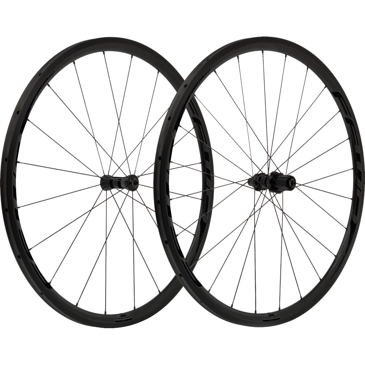 Fast Forward Carbon F4R FCC TLR 45mm SP Wheelset - Juegos de ruedas