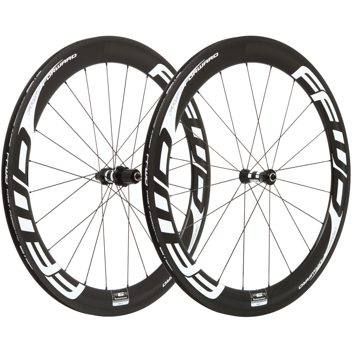 Fast Forward Carbon F6R FCC 60mm SP Wheelset - Juegos de ruedas