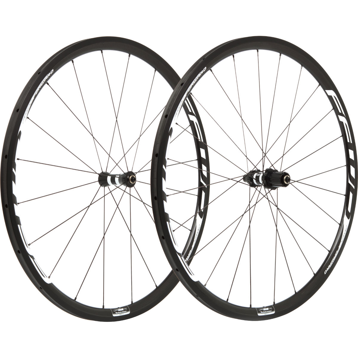 Fast Forward Carbon F3R Tubular 30mm SP Wheelset - Juegos de ruedas