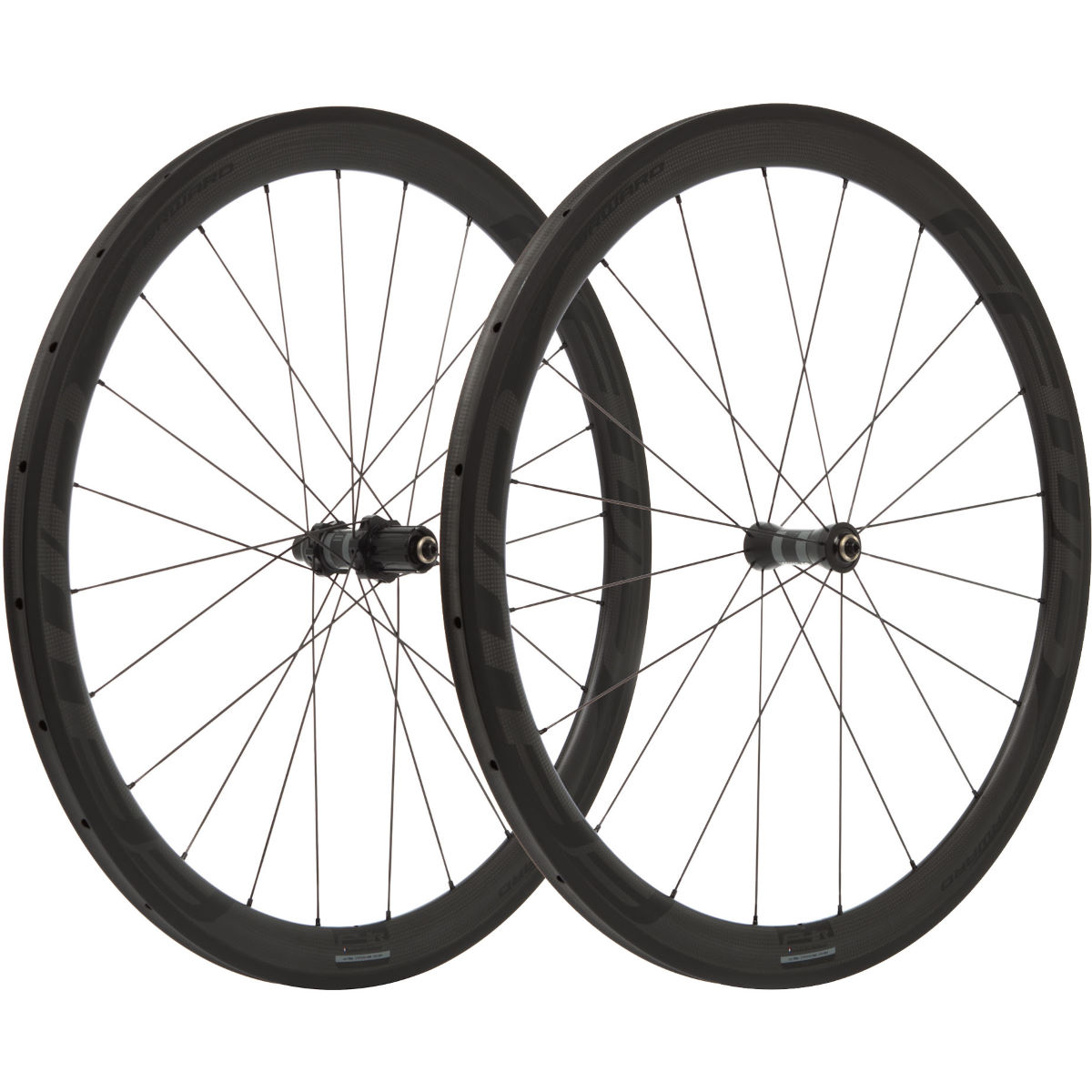 Fast Forward Carbon F4 Tubular 45mm SP Wheelset - Ruedas de competición