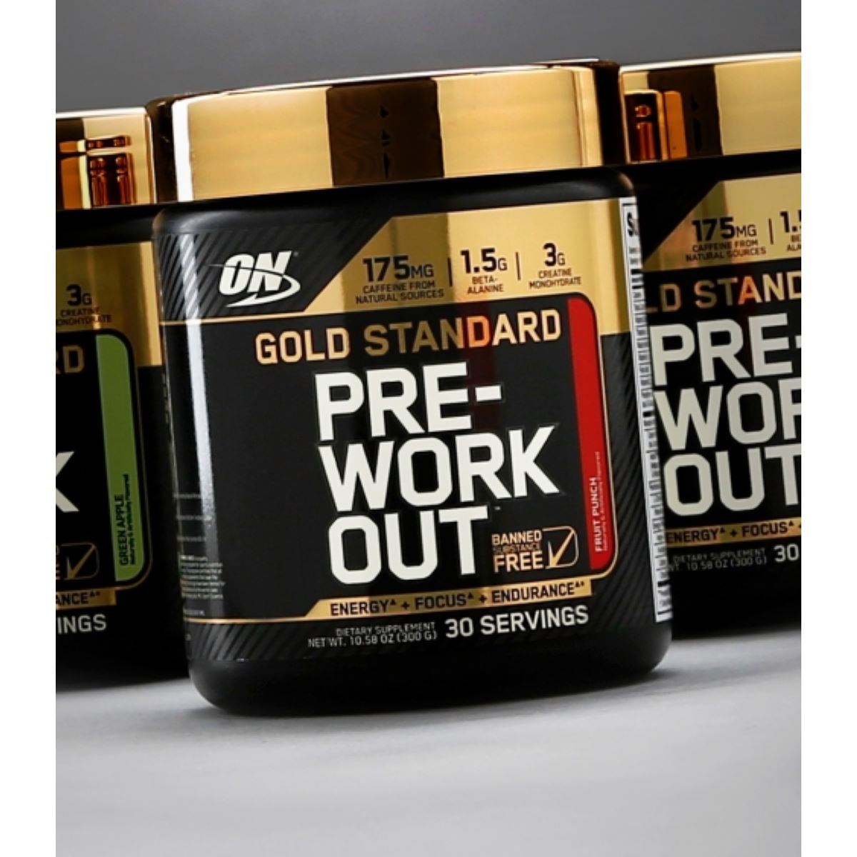 Optimum Nutrition Gold Standard Pre Workout (330g) - Bebidas preparadas