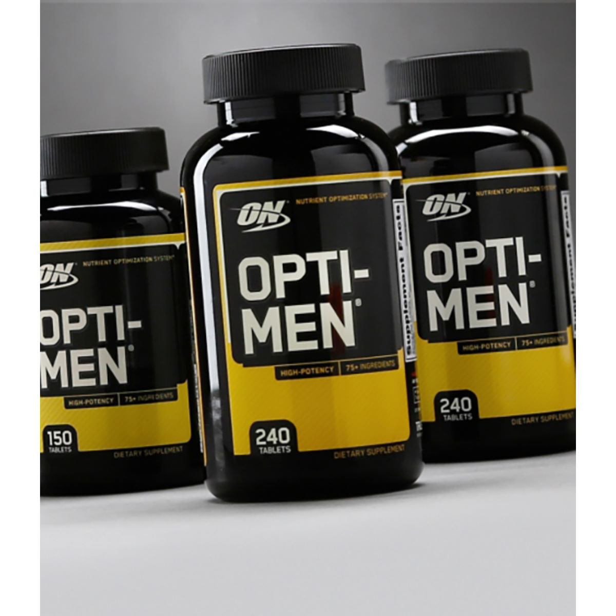 Optimum Nutrition Opti-Men (90 Capsules) - Bebidas en polvo