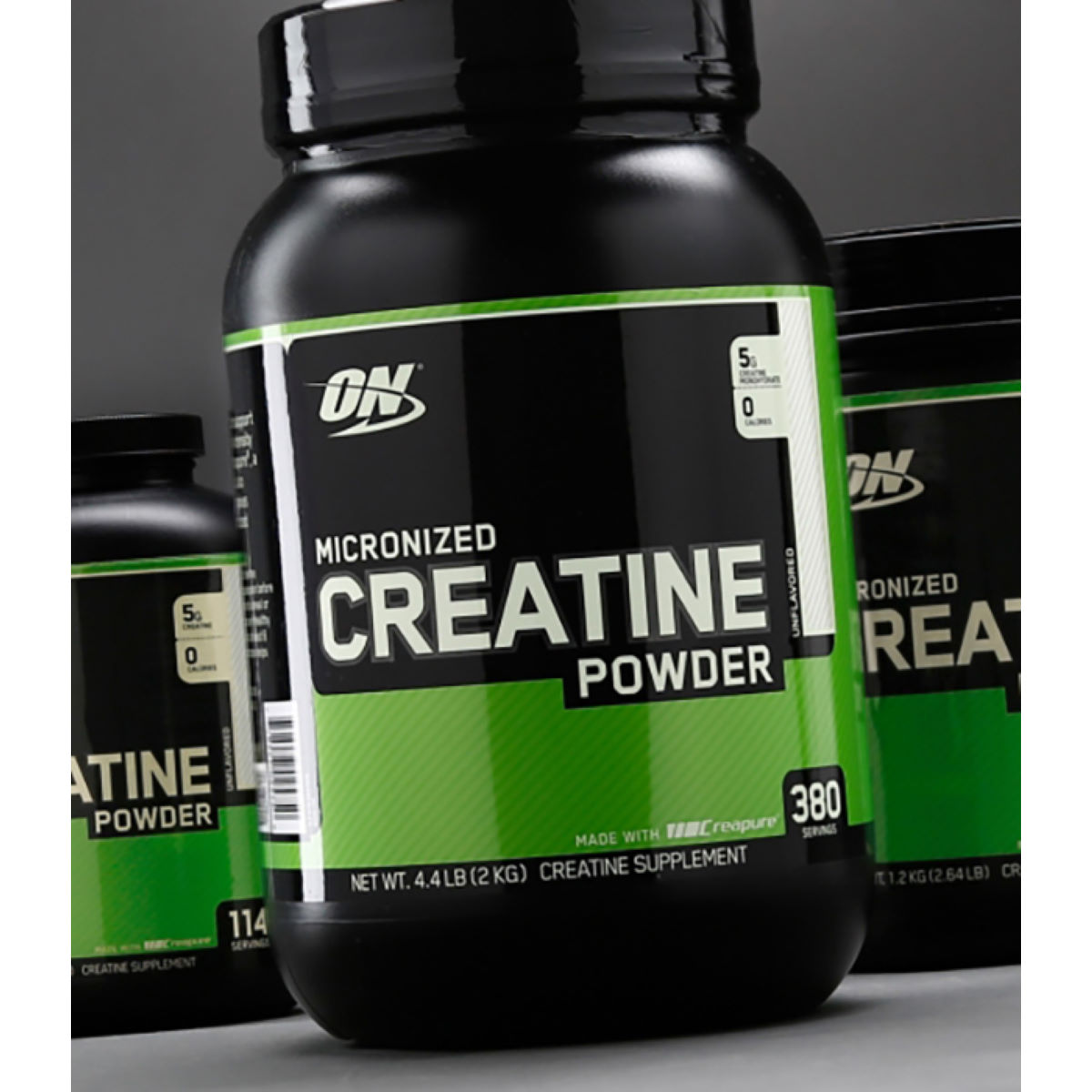 Optimum Nutrition Creatine (317g) - Creatina en comprimidos