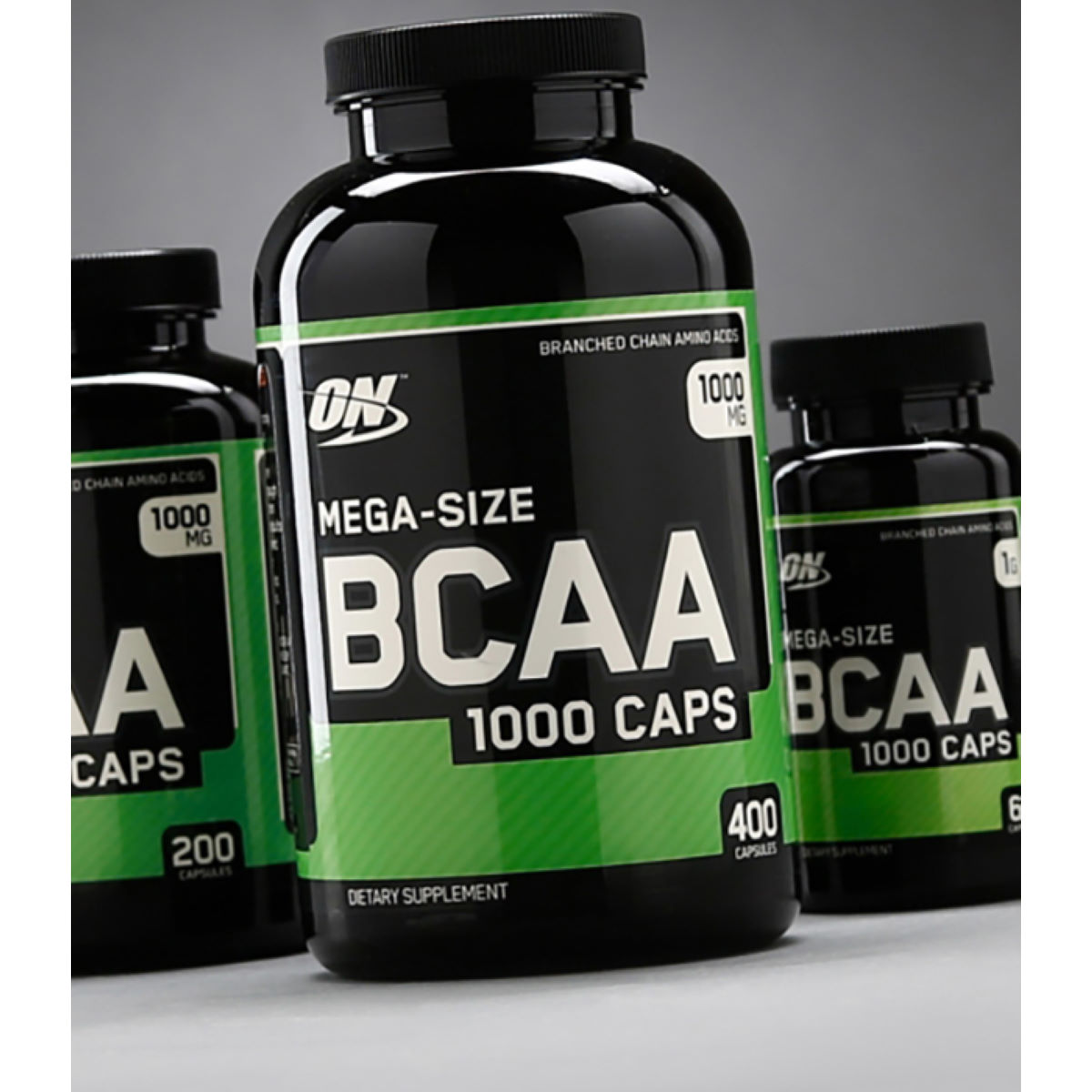 Optimum Nutrition BCAA 1000 (200 Capsules) - BCAA