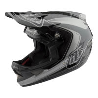 Troy Lee Designs D3 Carbon MIPS Helmet - Mirage Grey